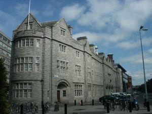 Dublin Police Station
