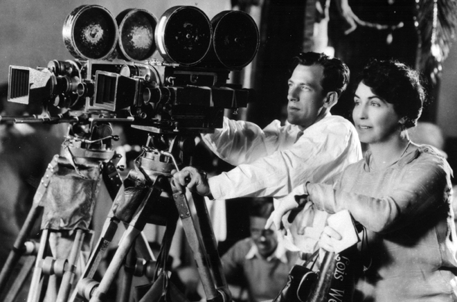 """Lois """"the Wizard"""" Weber (1879-1939), screenwriter, one of the highest paid directors in the silent era, and highly focused on social reform and gender issues through her cinematic output"""