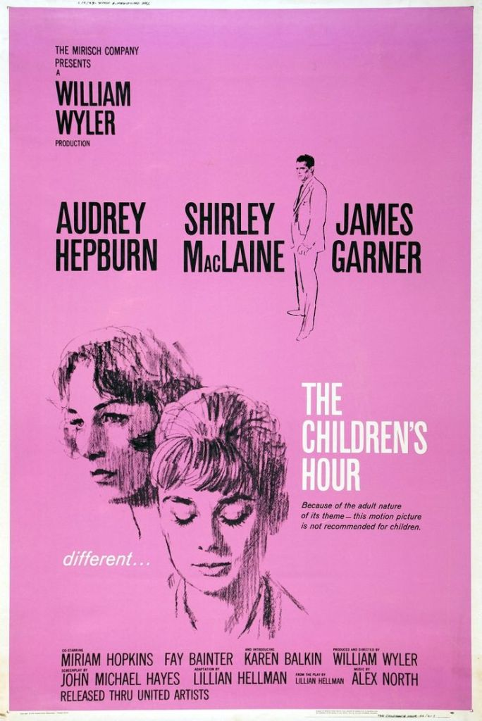 (1961, d. William Wyler, 107m, 35mm) 4:45 PM Egyptian Theatre