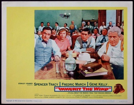 (1960, d. Stanley Kramer, 128m, 35mm) 9:00 AM Chinese Multiplex House 6