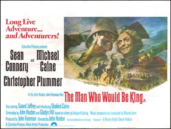 (1975, d. John Huston, 129m, 35mm) 10:00 AM Egyptian Theatre