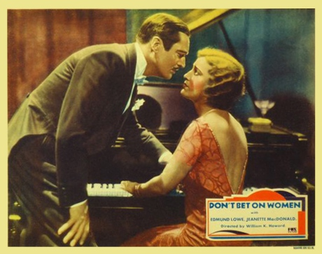 (1931, d. William K. Howard, 35mm) In Attendance: MoMA film curator Anne Morra,  5:30 PM Chinese Multiplex House 4