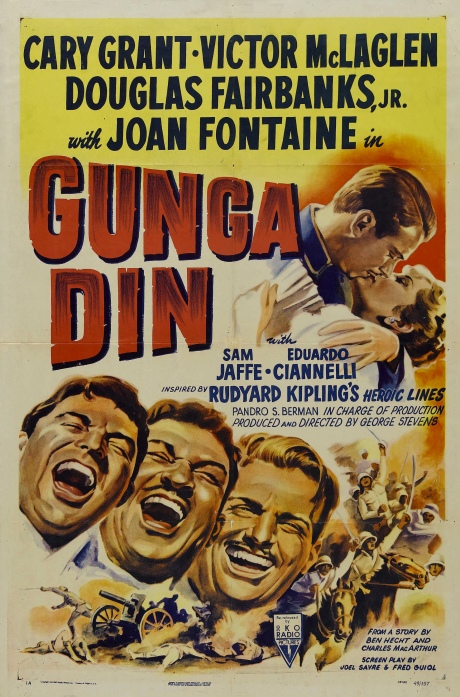 (1939, d. George Stevens, 117m, 35mm)  1:00 PM Egyptian Theatre