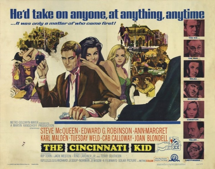 (1965, d. Norman Jewison, 102m, 35mm) 3:15 PM Egyptian Theatre