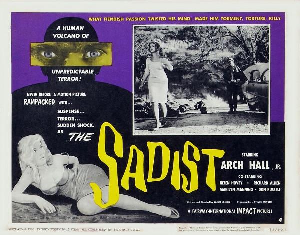 SadistLobbyCard1963