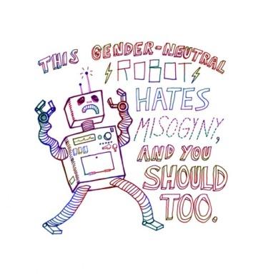 gender neutral robot